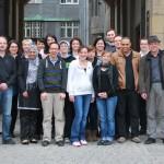 Teilnehmer und Dozenten der Fortbildung Online-PR und Marketing, (c) ZIM-BB 2013