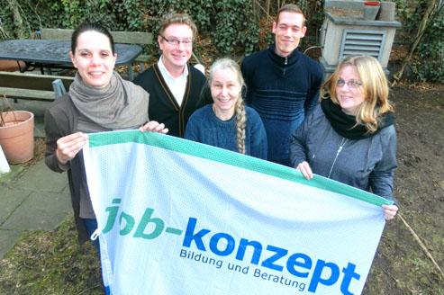 Wir begrüßen unsere neuen Kundenberater der Seminargruppe 03.02.!