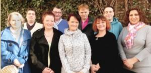 Wir begrüßen unsere neuen Kundenberater der Seminargruppe Kundenberater vom 03. März 2014!