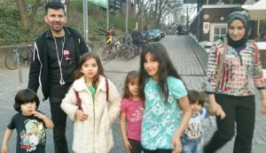Bild Familie Wiedersehen in Wannsee