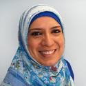 Bild Rola Ramadan, Integrations-Coach job-konzept/DAZ