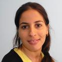 Bild Khaula Bouslimi, Integrations-Coach job-konzept/DAZ